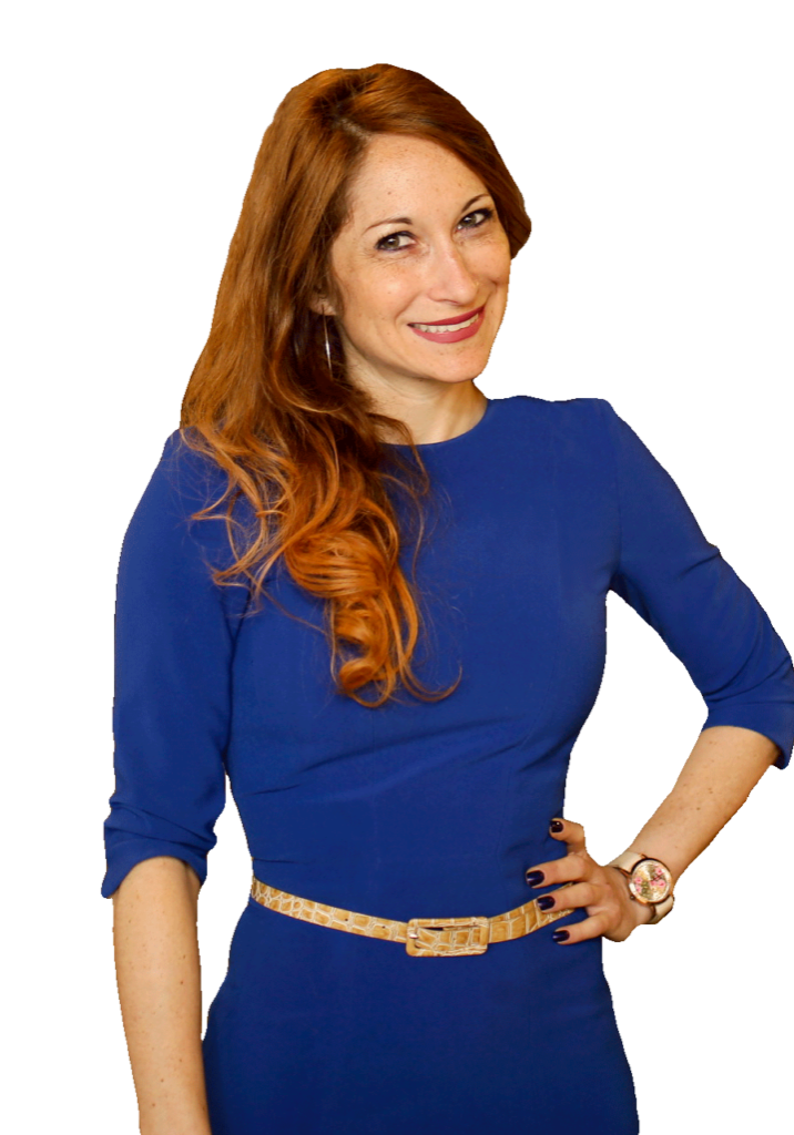 Erika Ettin, Founder of A Little Nudge