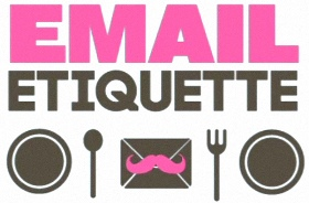 E mail etiquette dating